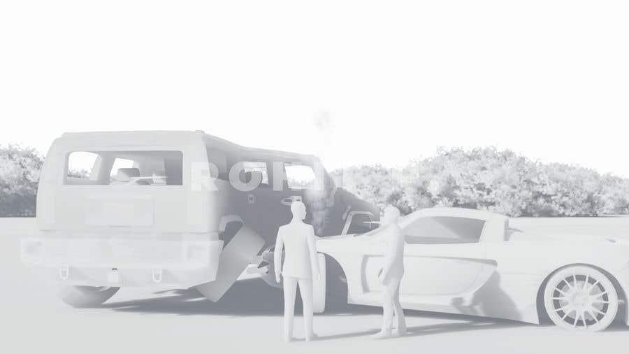 Proposition n°                                        55                                      du concours                                         3d white auto body damage