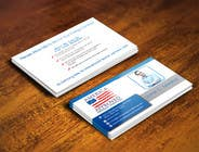 Graphic Design Kilpailutyö #7 kilpailuun Design some Business Cards for America Approved Commercial Energy