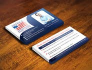 Graphic Design Kilpailutyö #12 kilpailuun Design some Business Cards for America Approved Commercial Energy
