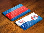 Graphic Design Kilpailutyö #30 kilpailuun Design some Business Cards for America Approved Commercial Energy