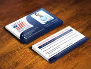 Graphic Design Kilpailutyö #52 kilpailuun Design some Business Cards for America Approved Commercial Energy