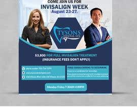 #183 untuk build me a flyer for my dental office oleh JarinAkterkst