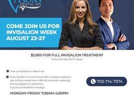 #276 untuk build me a flyer for my dental office oleh solymandesigner