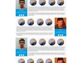 gravitygraphics7 tarafından Design a Webpage Mockup for The Wave Cave için no 6