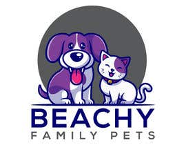 #287 cho Beachy Family Pets bởi abdullahfuad802