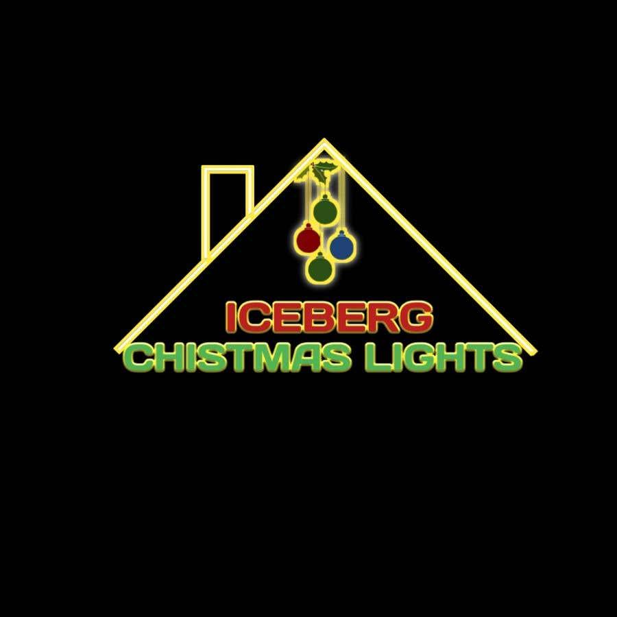 Konkurrenceindlæg #                                        110                                      for                                         Iceberg Christmas Lights