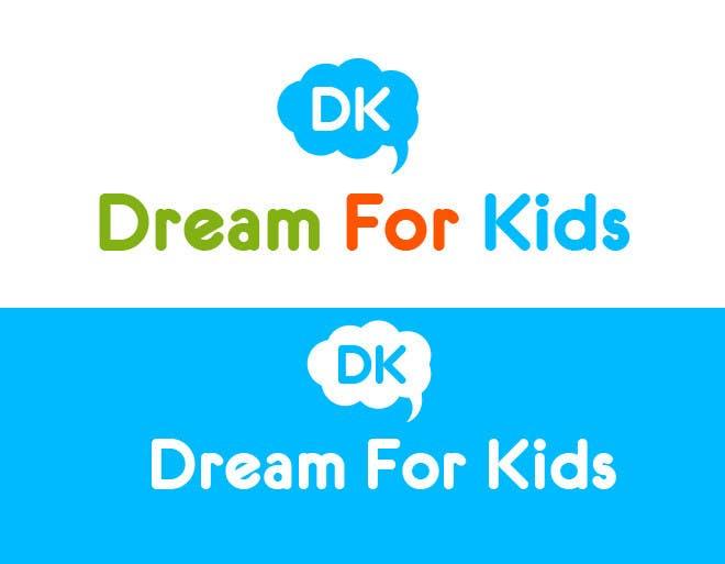 Penyertaan Peraduan #20 untuk Design a Logo for A Dream For Kids