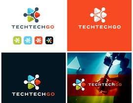 #466 for TechTechGo logo af ramotricks