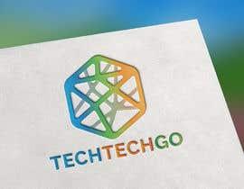 #2205 for TechTechGo logo af ictrahman16