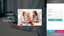 Point-of-Sale Web App Design (PSD) için Graphic Design11 No.lu Yarışma Girdisi