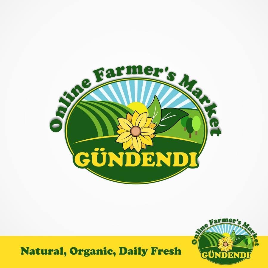 Bài tham dự cuộc thi #11 cho Design a Logo for gundendi.com - Online Farmer's Market
