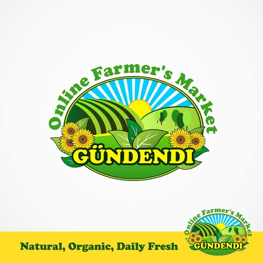 Bài tham dự cuộc thi #16 cho Design a Logo for gundendi.com - Online Farmer's Market