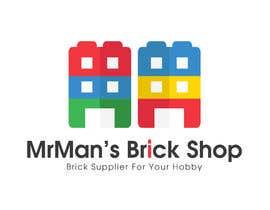 Nro 21 kilpailuun I need a logo design for my lego bricklink store käyttäjältä NurSyuhaidah184