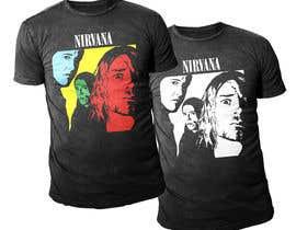 #64 for Vintage T-Shirt Design af Exer1976
