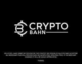 #944 for Cryptobahn - Logo Creation by bimalchakrabarty