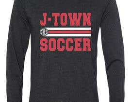 #46 for J-Town Soccer  - simple tee shirt design needed by saiful1818