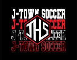 #26 for J-Town Soccer  - simple tee shirt design needed by rockztah89