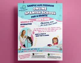 #12 untuk Create/update Flyer For Marketing to Parents of Elementary Kids oleh mezat2020