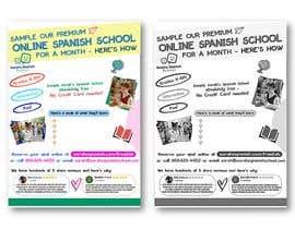 #9 untuk Create/update Flyer For Marketing to Parents of Elementary Kids oleh rigel07