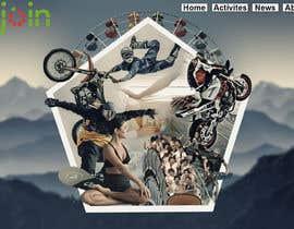 Nro 87 kilpailuun Build me a photo collage for a landing page käyttäjältä cuttingstudio654