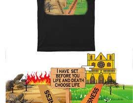 #12 untuk T shirt art creation! oleh thamaru96