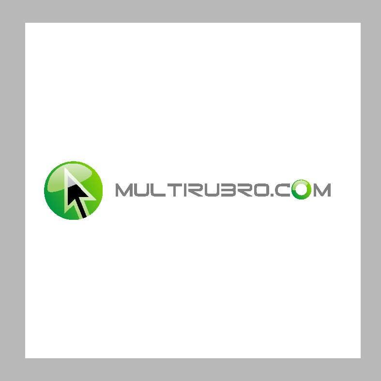 Inscrição nº 58 do Concurso para Diseñar un logotipo for MultiRubro