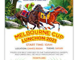 #76 for Melbourne Cup Luncheon Flyer 2021 by zainal917