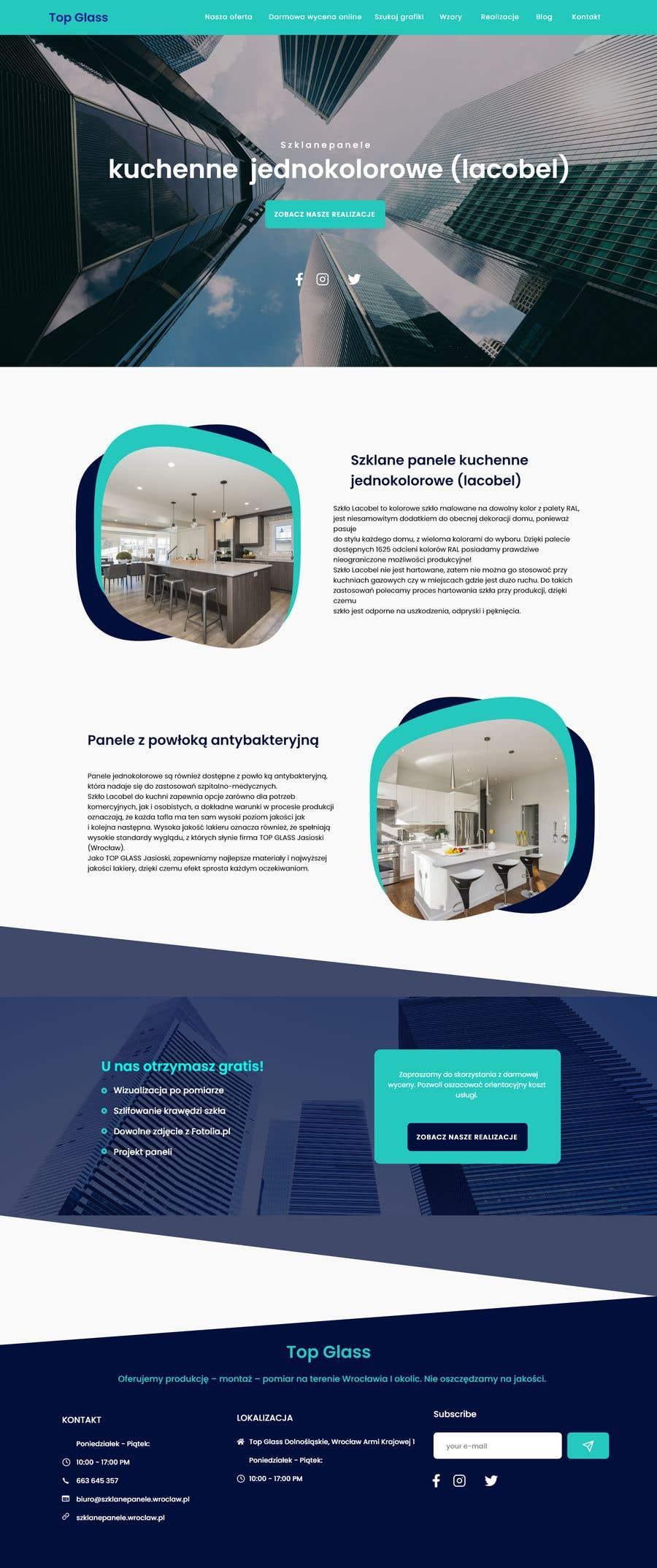 Proposition n°                                        9                                      du concours                                         Re-design website for easier UX and UI