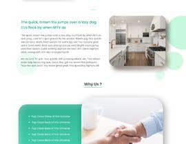 nº 8 pour Re-design website for easier UX and UI par AmitBale