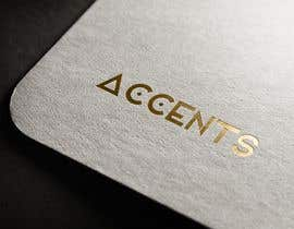 #129 for brand name: Accents by MDyusufhossain