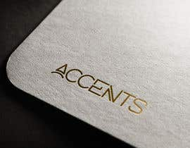 #120 for brand name: Accents by Mafikul99739