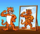 Graphic Design Entri Peraduan #31 for Turn the tiger around
