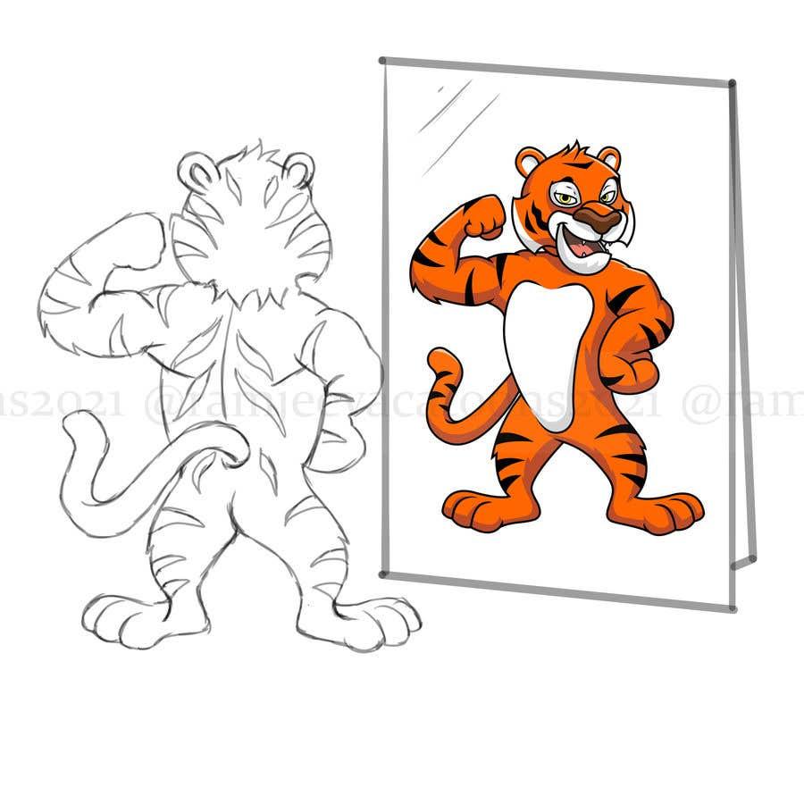 Penyertaan Peraduan #                                        10                                      untuk                                         Turn the tiger around