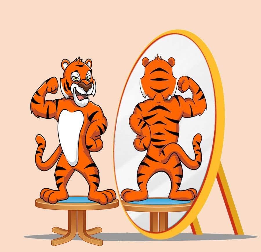 Penyertaan Peraduan #                                        34                                      untuk                                         Turn the tiger around