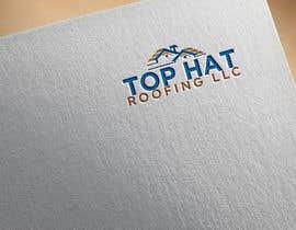 hossiandulal5656 tarafından Top Hat Roofing LLC company logo design için no 65