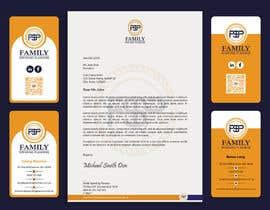 #154 para Business card & letterhead - simple financial business por roysoykot