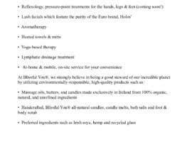 #35 untuk Create my business info in two sentances. Create busines bios oleh StevenM1963
