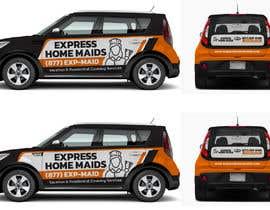 nº 84 pour CAR WRAP DESIGN CONTEST FOR HOUSE CLEANING COMPANY par richardwct
