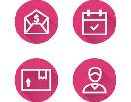 #7 for Design some Icons for Landing Page by zzzabc