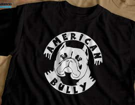 #452 untuk American Bully Dog Logo oleh Bishowjit25