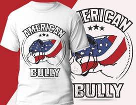#400 untuk American Bully Dog Logo oleh imamhosen38