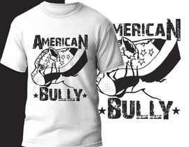 #490 untuk American Bully Dog Logo oleh imamhosen38