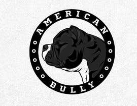 #433 untuk American Bully Dog Logo oleh mstmurshida
