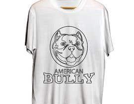#478 untuk American Bully Dog Logo oleh Yeakub16