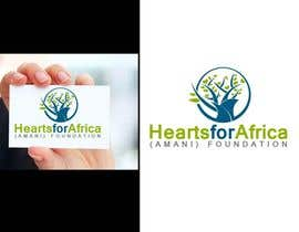#17 para Design a Logo for Hearts for Africa (Amani) foundation por alexandracol