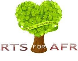 #7 para Design a Logo for Hearts for Africa (Amani) foundation por alice1012