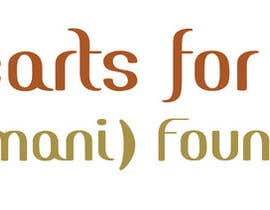 nº 11 pour Design a Logo for Hearts for Africa (Amani) foundation par enikoo
