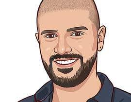 #109 untuk Portrait Illustration oleh mossannabir