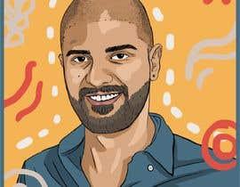 #104 untuk Portrait Illustration oleh kikiam265