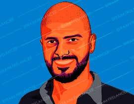 #100 untuk Portrait Illustration oleh EfraimVF